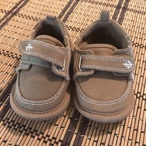 Baby boy loafers size 3-6 months